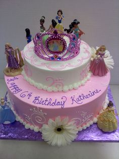Princess cake Farm Cake, Home Meals, Bread Baking, Birthday Cake, Sweets, Cakes, Princess, Cooking, Desserts