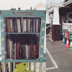 I visited Little Free Library 42387 today in Birch Bay at the greatest visitor center ever right across from the beach. Neverending maps and reading material and great conversations with a birdwatching expert. Visit y'all.  #littlefreelibrary #books #birchbay #pnw #library #readingmaterial #pacificnorthwest #birchbaywa #coastaltown #washingtonstate #whatcom #beachvibes
