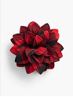 Find a great selection of women's Pins and Brooches at Talbots. Shop our latest jewelry to find the finishing touch for your look. Lumberjack Wedding, Flannel Wedding, Plaid Christmas, Christmas Time, Christmas Hair, Country Christmas, Holiday, Tartan Clothing, Red And Black Flannel