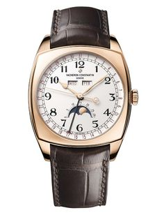 Vacheron Constantin Harmony complete calendar | Time and Watches