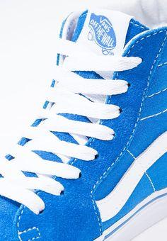 Chaussures Vans SK8 - Baskets montantes - imperial blue true white bleu  85 060fd9bda
