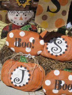 Burlap Boo door hanger by Burlapulous on Etsy, $26.00