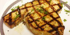 Grilled Swordfish Recipe | Paleo Cupboard