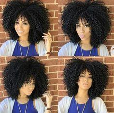 Hair shape