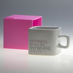 Caneca Box Happiness