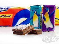 Les barres chocolatées Penguin