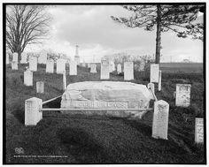 Tomb of Josh Billings, Lanesborough, Mass.