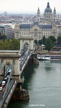 Un pic prin Buda un pic Pesta, la plimbare-n Budapesta Tower Bridge, Budapest, Spaces, Travel, Europe, Viajes, Trips, Traveling, Tourism
