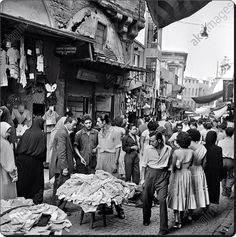 Kapalıçarşı (1951) #GrandBazaar #istanbul #birzamanlar