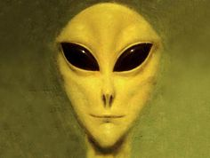 "This alien grey (tall one) was one of my first ""acquaintances"" with these fellows. one of the creepiest portrayals of aliens ever made, if you ask me Aliens And Ufos, Ancient Aliens, Alien Outpost, Alien Abduction Stories, Ufos Are Real, Alien Artifacts, Bizarre, Ufo Sighting, Werewolf"