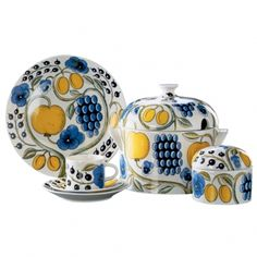 Arabia Paratiisi coffee cup 0,18 L | Arabia Paratiisi | Dinnerware | Tableware | Finnish Design Shop
