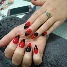 + 22 Heartbeat Nail Art Designs 2018 for VALENTINE