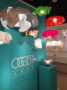 Modern lighting from Oggetti! #hpmkt