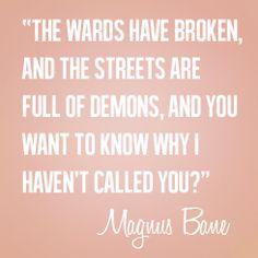 Magnus - mortal-instruments Fan Art