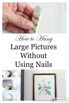 How To Hang A Perfect Gallery Wall Without Nails Home Decor