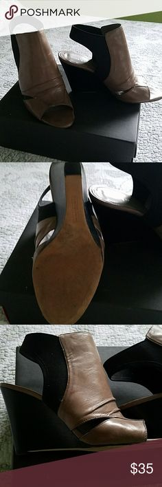 Shoes Wedge heel open toe and heal Vince Camuto Shoes Wedges
