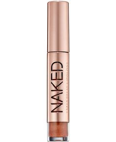 A lip color that will last from the ceremony through the reception, Urban Decay Naked lipgloss