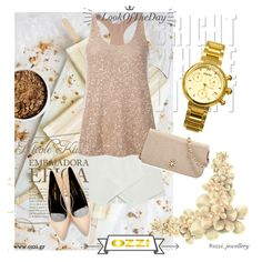#glamour #timewear #fashion #ozzi_jewellery #woman #style #summer2014 #polyvore