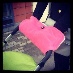 Hand warmer/gloves for stroller, buggy, pram, pushchair/ HANDMUFF