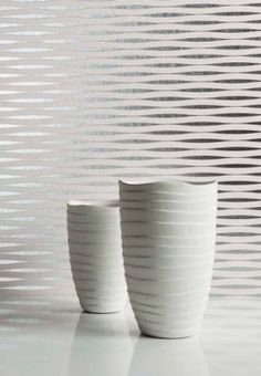 Wall-covering by Brian Yates