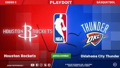 ¿Qué te parece un jueves de NBA? 🏀 Houston Rockets vs Oklahoma City Thunder. #Playdoit #Doit  > http://me.playdoit.com/event/a8c88a0055f636e4a163a5e3d16adab7