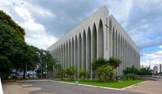 #Architecture in #Brazil - #Brasilia by Oscar Niemeyer. ph Gonzalo Viramonte