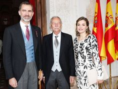 4/20/17*Spanish Royals attend the 2016 Cervantes Literary Award Ceremony