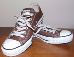 Men's Brown Color size 6 All Star Converse #Converse #Walking