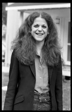 Gilda Radner comedian and actress