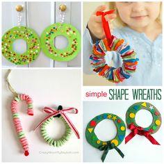 wreath craft ideas for kids