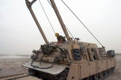 M88A2 Hercules Recovery Vehicle | Military.com