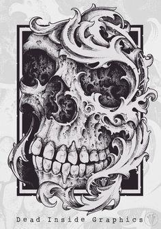 Art by Eugen Poe. https://www.facebook.com/Dead.Inside.Art