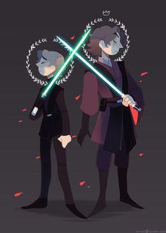 airinn:  I am a Jedi, like my father before me