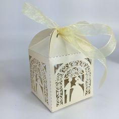 50 pz caramella di cerimonia nuziale mr & mrs cuore dolci regali di favore con nastro festa di compleanno festa eventi decorazione forniture