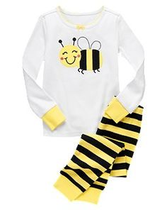 Bee outfit... bummer it's pajamas $15.99