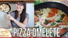 Omelete low carb: prática, saudável e deliciosa