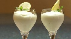 How to cook lemon mousse  Mousse is a delicious dessert.