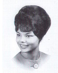 """Despite her Nordic heritage, Loni Anderson encountered on the teen beauty pageant such remarks as """"Black women have their own pageant."""""""