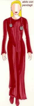 abito  donna  autunno  inverno