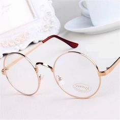 947abb18e86 Add some preppy style to any look with our trendy round glasses. Customers  of all