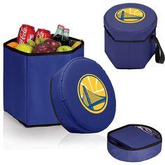 Golden State Warriors 12 Quart collapsible cooler