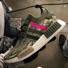 Think the original NMD R1 is going anywhere? adidas Originals is only getting started with their most popular silhouette of the 21st century, and today we get a preview of a new colorway that features snakeskin patterns on the Primeknit … Continue reading →