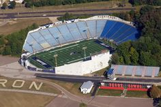 Akron, OH - The Rubberbowl. Spent many many crazy nights there in junior high & high school. Summit Lake, Summit County, University Of Akron, Akron Ohio, Portage Lakes, Akron Zips, Cuyahoga Falls, My Ohio, The Buckeye State
