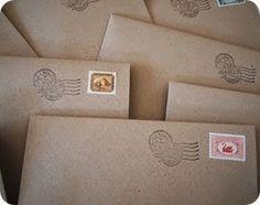 Sobres personalizados diy / Diy custom envelopes