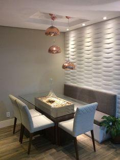 Easy Home Decor, Home Decor Kitchen, Foyer Wall Decor, Dining Area Design, Room Partition Designs, Interior Design Advice, Modern Tiny House, Home Design Plans, Home Decor Furniture