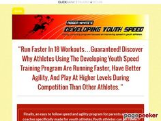 amazing Developing Youth Speed Sport Online, Speed Training, Pictures Online, How To Run Faster, Positive Life, Training Programs, Competition, Coaching, Youth