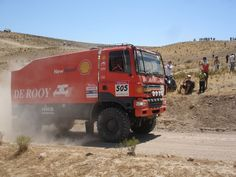 MAN Rally Dakar 2011