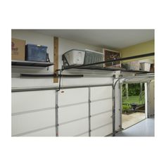 Gladiator Storage Bin Holder For Geartrack And Gearwall 2 Pack Gray Bins
