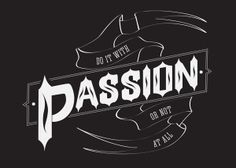 Passion by Magdalena Mikos, via Behance