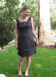 aac083bb24 10 Best Rooibos Dress Pattern images